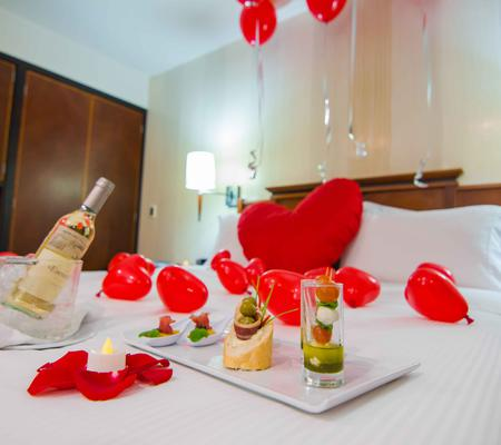 PLAN LOVE Hotel GHL Abadia Plaza